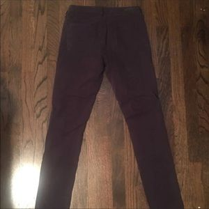 Ag Adriano Goldschmied Pants - AG Adriano Goldschmied Mid-Rise Cigarette Pant